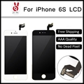 3D Touch Good  10PCS Quality AAA For iPhone 6S LCD Screen With Touch Digitizer Display Assembly Replacement White Black Free DHL