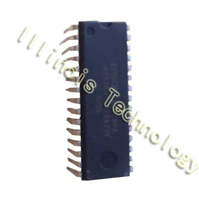IC E09A19RA D/A Converter for Head Board printer parts pcf8591 8 bit a d d a converter module