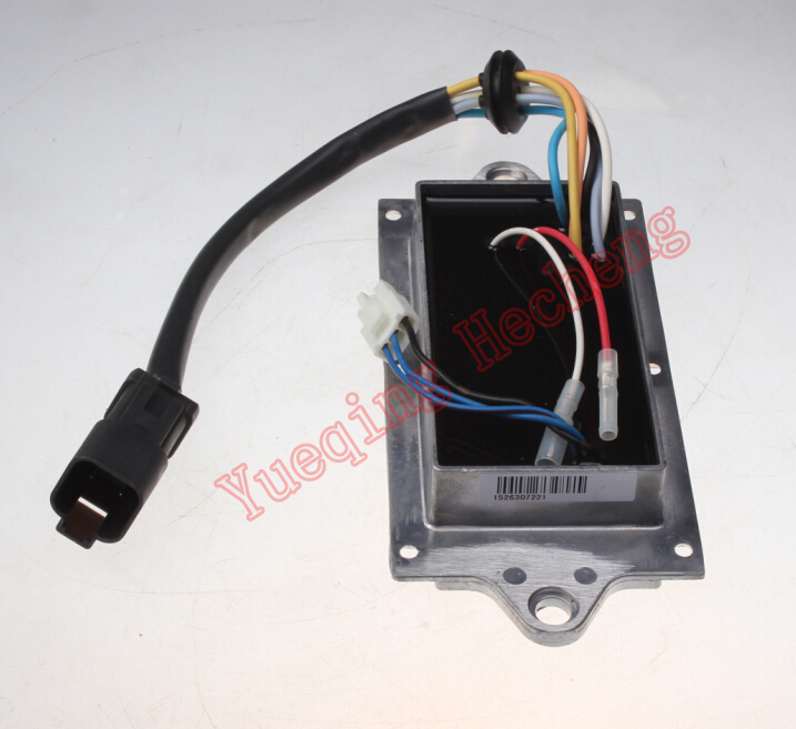 Throttle Motor Drive Panel Throttle Drive Module for 320B Excavator