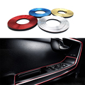3M/Lot Car Styling Interior Decorative Thread Sticker Insert Type Air Outlet Dashboard Decoration Strip Accessories Car-Styling