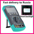 HoldPeak HP-890CN LCD Digital Multimeter DMM with NCV Detector DC AC Voltage Current Meter Resistance Diode Capaticance Tester