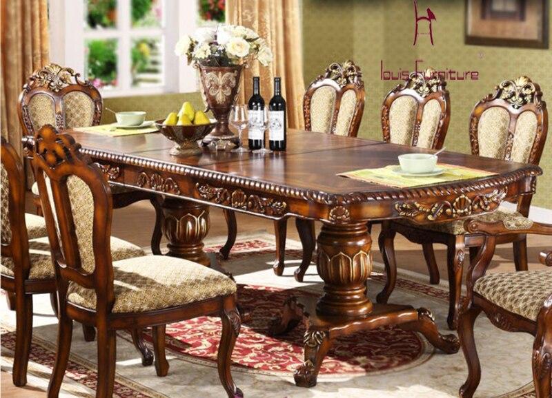 Muebles de comedor de madera   compra lotes baratos de muebles de ...
