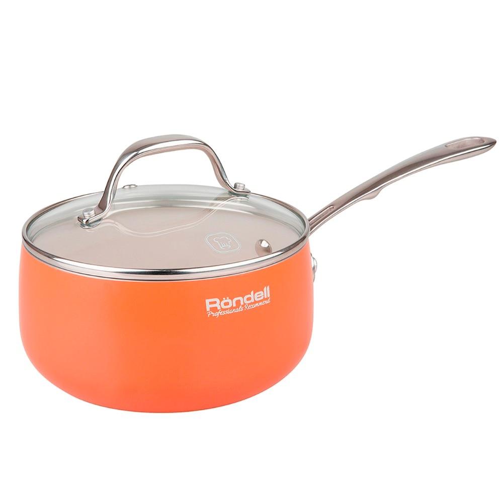 Saucepan with lid Rondell  Terrakotte RDA-541 rondell rda 541