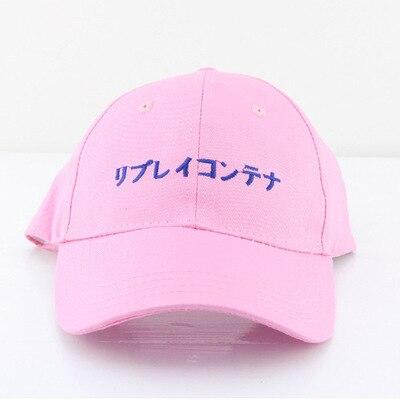 2016 NEW JAPAN FASHION COTTON BASEBALL CAPS 3 colors adjustable cool women&man's caps 1526263124