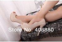 лучшие продажи! новые милые женщины замши sittle высокий каблук туфли на высоком каблуке сексуальное ну вечеринку на высоких каблуках платье туфли бесплатная доставка 1 пара