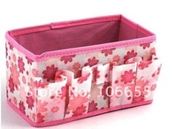 бесплатная доставка! оптовая продажа складной ящик для хранения / хранения чехол для косметики и другие инструменты, 12 шт./лот