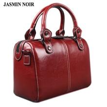 Echt Kuh Leder Damen Handtaschen Frauen Aus Echtem Leder Handtasche Schultertasche Kissen Hign Qualität Designer Luxus Marke Tasche