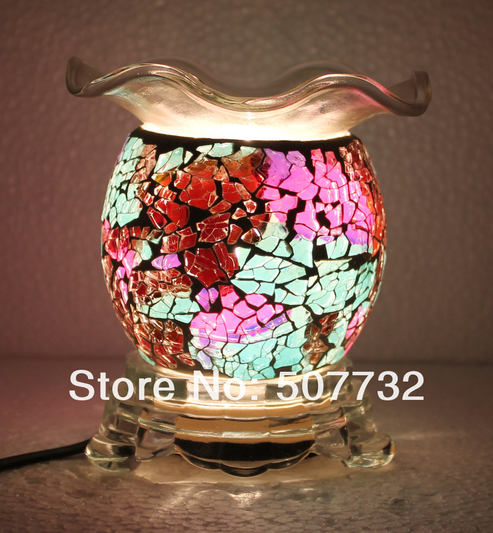 Free Shipping Wholesale Mosaics Valentine S Day Fragrance Lamps Holiday Electric Scented Oil Warmers Aroma Lamp Ms J006 Lamp Red Lamp Viewsoniclamp Green Aliexpress
