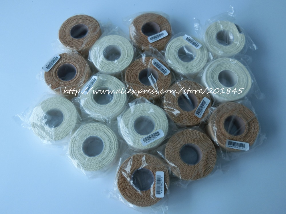ФОТО Zigzag Edge Sports Tape Athletics Support Tape 24Pcs/Lot 2.5cm*4.5m  Adhesive Wrap Tape For player Athlete