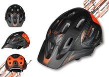 Strong AM helmet MTB bicycle off-road/downhill racing helmet Cycling EPU Integrally-Molded Helmet 56~59cm 330g 18holes