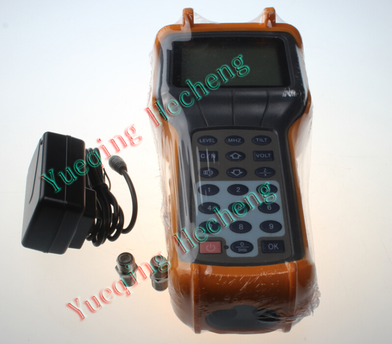 NEW! RY-S110 CATV Cable TV Handle Digital Signal Level Meter DB Tester 46~870MHz