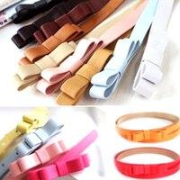 минимальный заказ 10 долларов США! фэшн конвертировать цвет с группа ремень мода Ромни женские конусов обвинение цвет кожа ремень! бесплатный перевозку груза