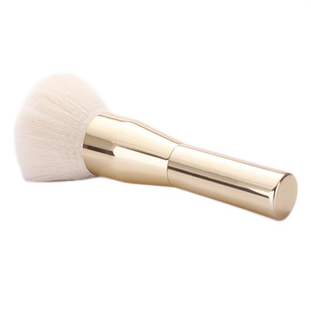 Rose Gold Powder Blush Professional Brush