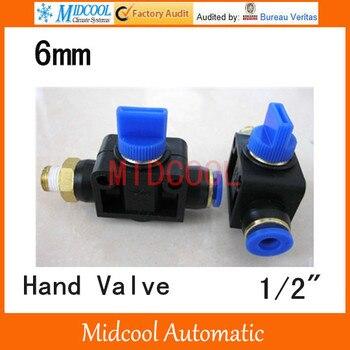 Quick connector HVSF hand valves port PT 1/2