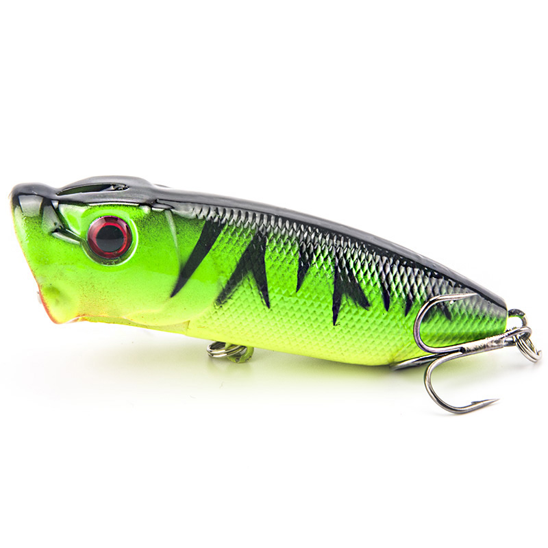 font b Fishing b font Lure 6 5cm 13g Hard Plastic Popper Wobblers Lure Artificial