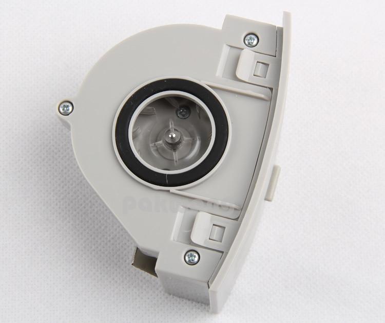 Dustbin Fan (White) 1 pc, Robot Vacuum Cleaner A320 And A325 Spare Parts 1 pc dustbin fan black original replacement parts for robot vacuum cleaner a320 a325 seebest c565