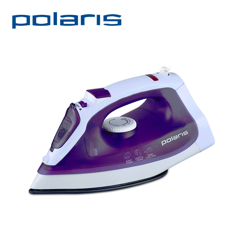 1800 Electric Iron ~ Polaris pir w electric irons garment