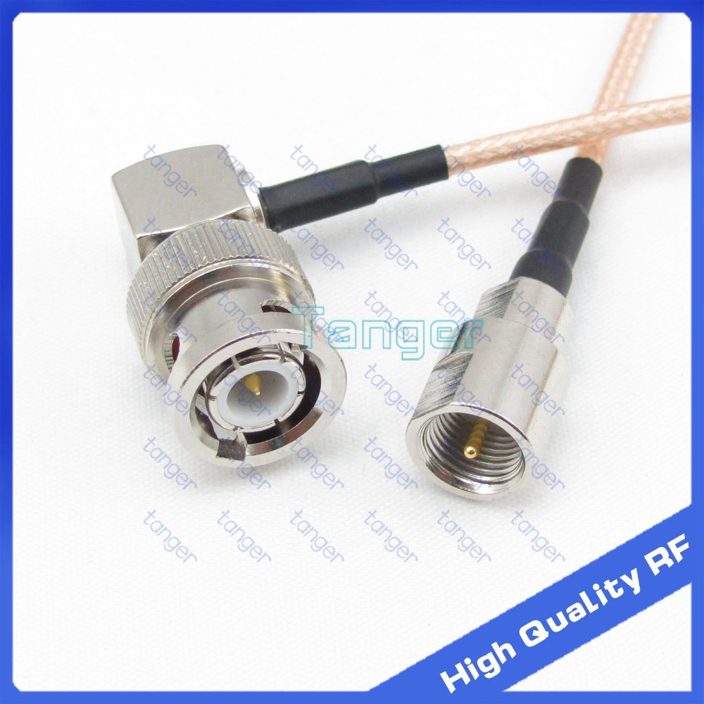 6inch Fme Male To Bnc Plug Right Angle With Rg 316 Rf 12v Dc Power Pigtail 21mm Cable Wire Connector Ebay Coaxial Jumper 6 15cm Tanger High Quality Cables