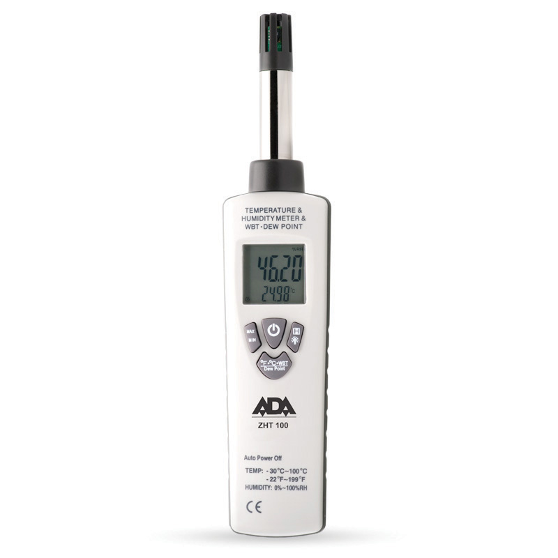 Thermohygrometer ADA ZHT 100