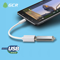 Greenconnect кабель адаптер переходник USB 2.0 OTG micro B 5pin 0.15м 0.3м 0.5м 0.75м 1м для подключения внешних USB-устройств флешек flash все Android смартфоны планшеты с функцией OTG шнур USB 2.0 OTG AF - micro