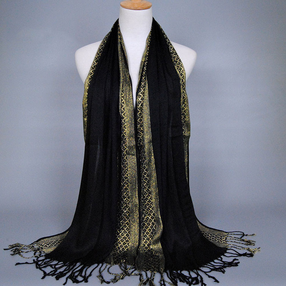 Compare Prices on Gold Shawls- Online Shopping/Buy Low Price Gold ...