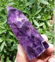 new arrivals 100% natural dream amethyst quartz crystal gem stone wand as gift