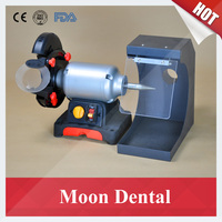 Dental Lab Equipment CE Approved AX J1 Dental Cutting and Polishing Lathe with Low Noise & Stepless Speeds for Polishing Casting