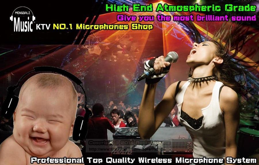 Metal Shock Mount Spider Microphone 1