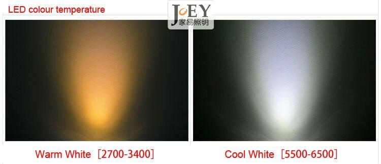 livre varanda luz cob 6w ip65 à