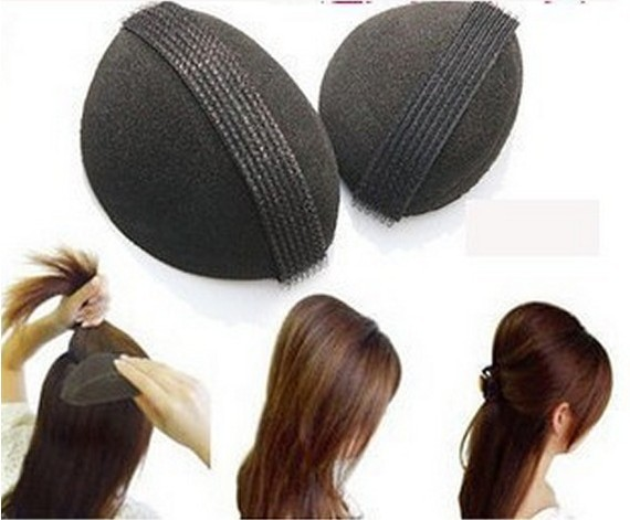 Retail Fashion Beauty Product Hair Puff Paste Heightening Princess ...