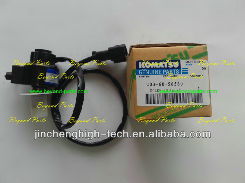 US $604 89 |Komatsu solenoid valve 561 15 47210 on Aliexpress com | Alibaba  Group