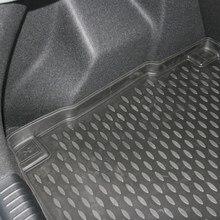 Для Kia Ceed SW 2013-2017 УНИВЕРСАЛ коврик в багажник полиуретан Element NLC2543B12