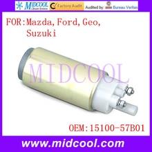 New Electric Fuel Pump use OE NO. 15100-57B01 15100-57B20 15100-61A02 15100-80C01 15100-80C02 FE0318 for Mazda Ford Geo Suzuki