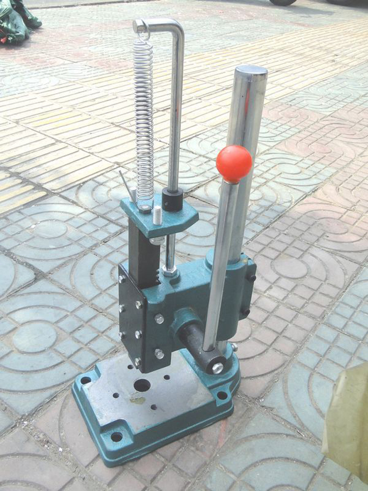 hand press riveting machine exported to 58 countries manual hand press machine  цены