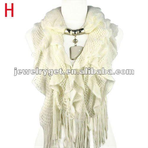 New design!women winter warm waved shaped pendant jewelry scarf  NL-1932 (13).jpg