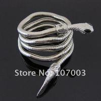 """35.44 """"проблемка Bend змея цепи ожерелье Monica использования круглый GI змея браслет-кэп бесплатная доставка"""