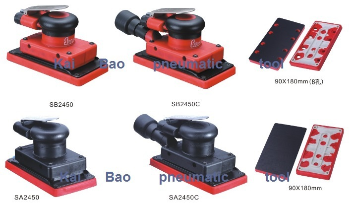 UT8OcuBXnhXXXagOFbXD - 6inch Central Vacuum pneumatic grinding polishing machine Waterproof Finishing Tools 150mm Pad Dust Free (SA0026CA)