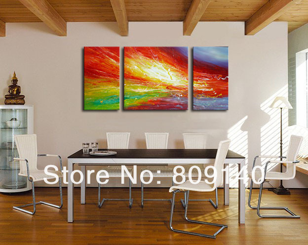 artwork for the office. Free Shipping Super Abstract Oil Painting Canvas Modern Decoration Artwork High Quality Handmade Home Office Wall For The