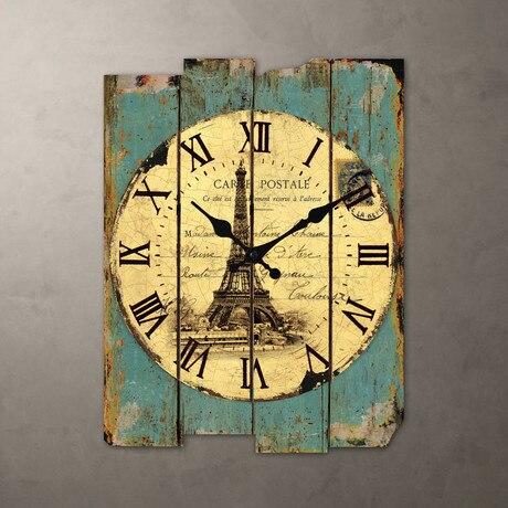 032042 wall clock in wall clocks safe modern design digital vintage ...