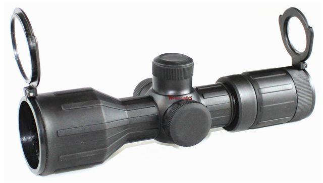Zielfernrohr Mit Entfernungsmesser Defekt : Online shop vector optik jagd 3 9x40 compact gummi zielfernrohr mit