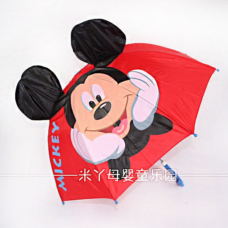 7aac0f163693c Mickey Minnie Mouse Kid Cartoon Umbrella Hi Quality Free Shipping 27 ...