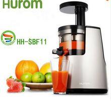 HUROM/Extractor de Frutas Verduras Exprimidor HH-SBF11 Exprimidor Lenta Prensa Fría Exprimidor segunda Generación Con Adaptador de EU/UK
