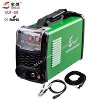 Digital 50 Amps Portable Plasma Cutter Plasma Cutting Machine Welder Companion,cnc Inverter DC CUT50 Maquina De Solda 220V