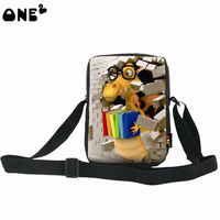 ONE2 design dinosaur pattern cheap shoulder bag good quality for children boys girls ladies suitable for all kinds of occasions