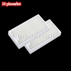 10 pieces/lot Robotic Hepa Filter for Chuwi ilife v5 v3,CW310 Robot Vacuum Cleaner