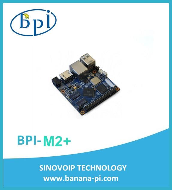 H3 Quad-Core MiNi A7 SoC  BPI-M2 Plus Banana Pi M2+ development board проц amd soc a