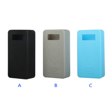 Sailing snow wolf 200W case vape silicone case for electronic cigarette box mod sleeve cover free shipping
