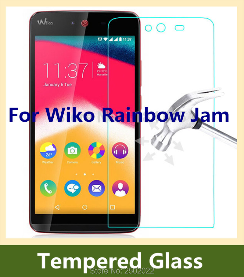 GzPuluz Glass Protector Film 100 PCS 0.26mm 9H 2.5D Tempered Glass Film for Huawei P30