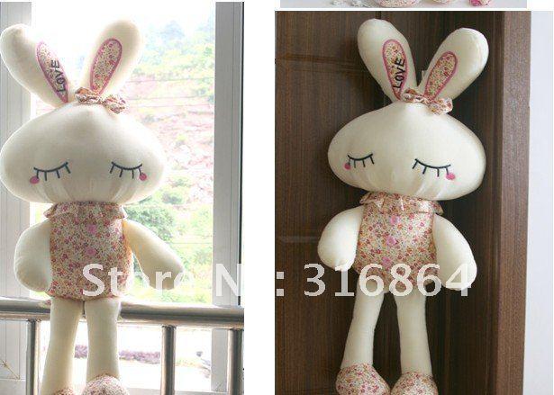 130 см Большой размер оптом и в розницу плюшевые игрушки кролик мягкие игрушки Рождественский подарок заводская поставка