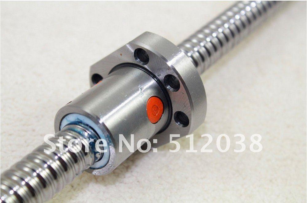 1 шт. SFU1605 шариковый винт L 250 мм+ 1 шт. винт-шариковая гайка для ЧПУ